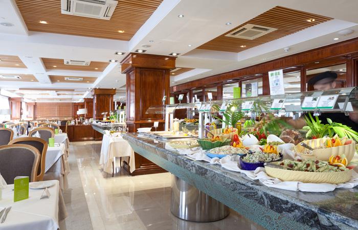 Gastronomy hotel vallemar 4 puerto de la cruz tenerife - Hotel vallemar puerto de la cruz ...